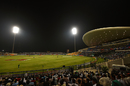 The third T20I in progress at the Sheikh Zayed Stadium, Pakistan v West Indies, 3rd T20I, Abu Dhabi, September 27, 2016