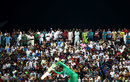 All eyes on Pakistan, in this crowded stand, Pakistan v West Indies, 3rd T20I, Abu Dhabi, September 27, 2016