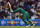 Shoaib Malik whips one away, Pakistan v West Indies, 3rd T20I, Abu Dhabi, September 27, 2016