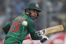Mushfiqur Rahim chipped in with 38, Bangladesh v Afghanistan, 2nd ODI, Mirpur, September 28, 2016