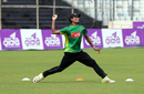 Shafiul Islam takes part in a fielding drill, Mirpur, September 29, 2016