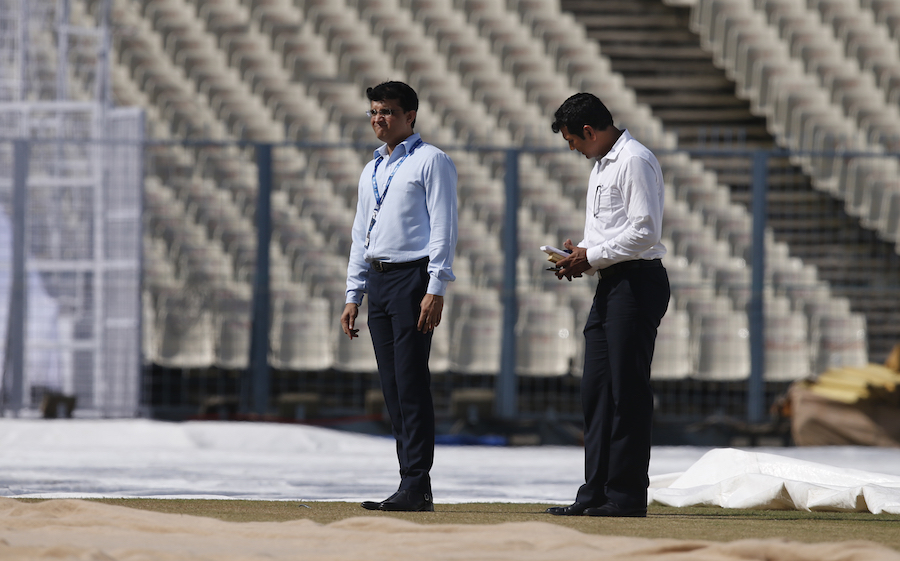 Sourav Ganguly Likely to be Included in BCCI's FTP Working Group