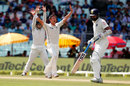 Trent Boult appeals, India v New Zealand, 2nd Test, Kolkata, 1st day, September 30, 2016