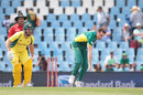 Dale Steyn bowls during the first ODI, South Africa v Australia, 1st ODI, Centurion, September 30, 2016