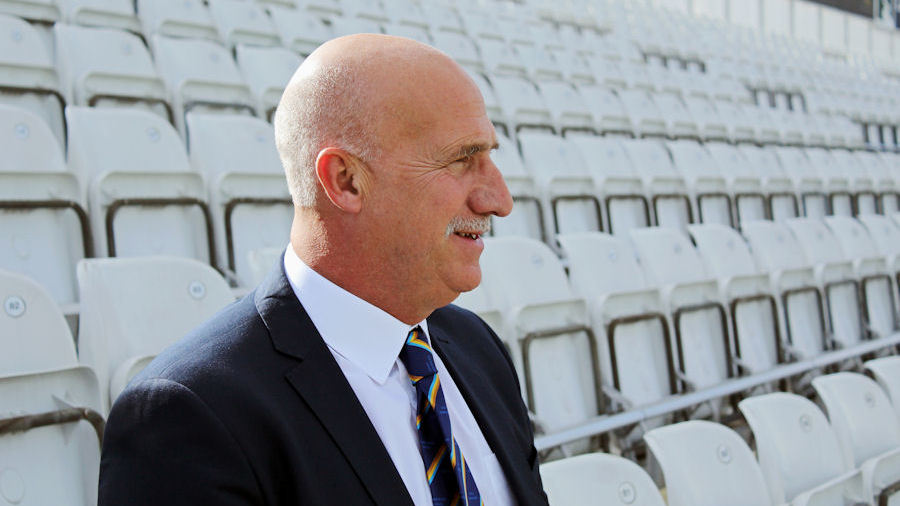 Kim Barnett has been appointed as Derbyshire's director of cricket