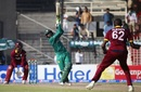 Shoaib Malik tonked Sulieman Benn for three sixes in an over, Pakistan v West Indies, 2nd ODI, Sharjah, October 2, 2016