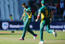 Wayne Parnell picked up a third wicket, South Africa v Australia, 2nd ODI, Johannesburg, October 2, 2016