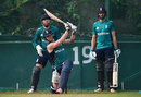 Jason Roy opens his shoulders, Dhaka, October 6, 2016