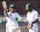 Adnan Akmal struck 69 off 67 balls, Pakistan Cricket Board Patron's XI v West Indians, 2nd day, Sharjah, October 8, 2016