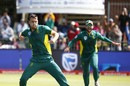 Kyle Abbott finished with 4 for 40, South Africa v Australia, 4th ODI, Port Elizabeth, October 9, 2016