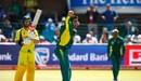 Tabraiz Shamsi finished with 10-1-36-3, South Africa v Australia, 4th ODI, Port Elizabeth, October 9, 2016