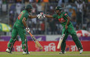Mahmudullah and Mosaddek Hossain put on a 48-run stand, Bangladesh v England, 2nd ODI, Mirpur, October 9, 2016