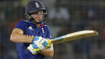 Jos Buttler went on the attack straight away