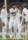 Shahzaib Ahmed took five wickets, Pakistan Cricket Board Patron's XI v West Indians, 3rd day, Sharjah, October 9, 2016