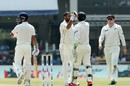 Jeetan Patel had Virat Kohli lbw, India v New Zealand, 3rd Test, Indore, 4th day, October 11, 2016
