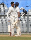 Swapnil Gugale and Ankit Bawne shared the highest partnership in Ranji Trophy history, Maharashtra v Delhi, Ranji Trophy 2016-17, Mumbai, October 14, 2016