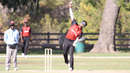 Nitish Kumar took 2 for 13 in six overs, USA v Canada, Auty Cup, Los Angeles, October 13, 2016