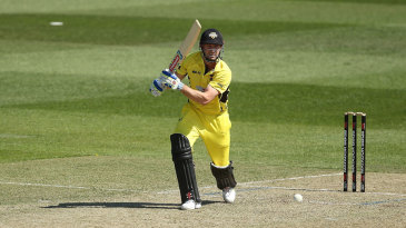 Shaun Marsh set up Western Australia's chase with 70 off 78