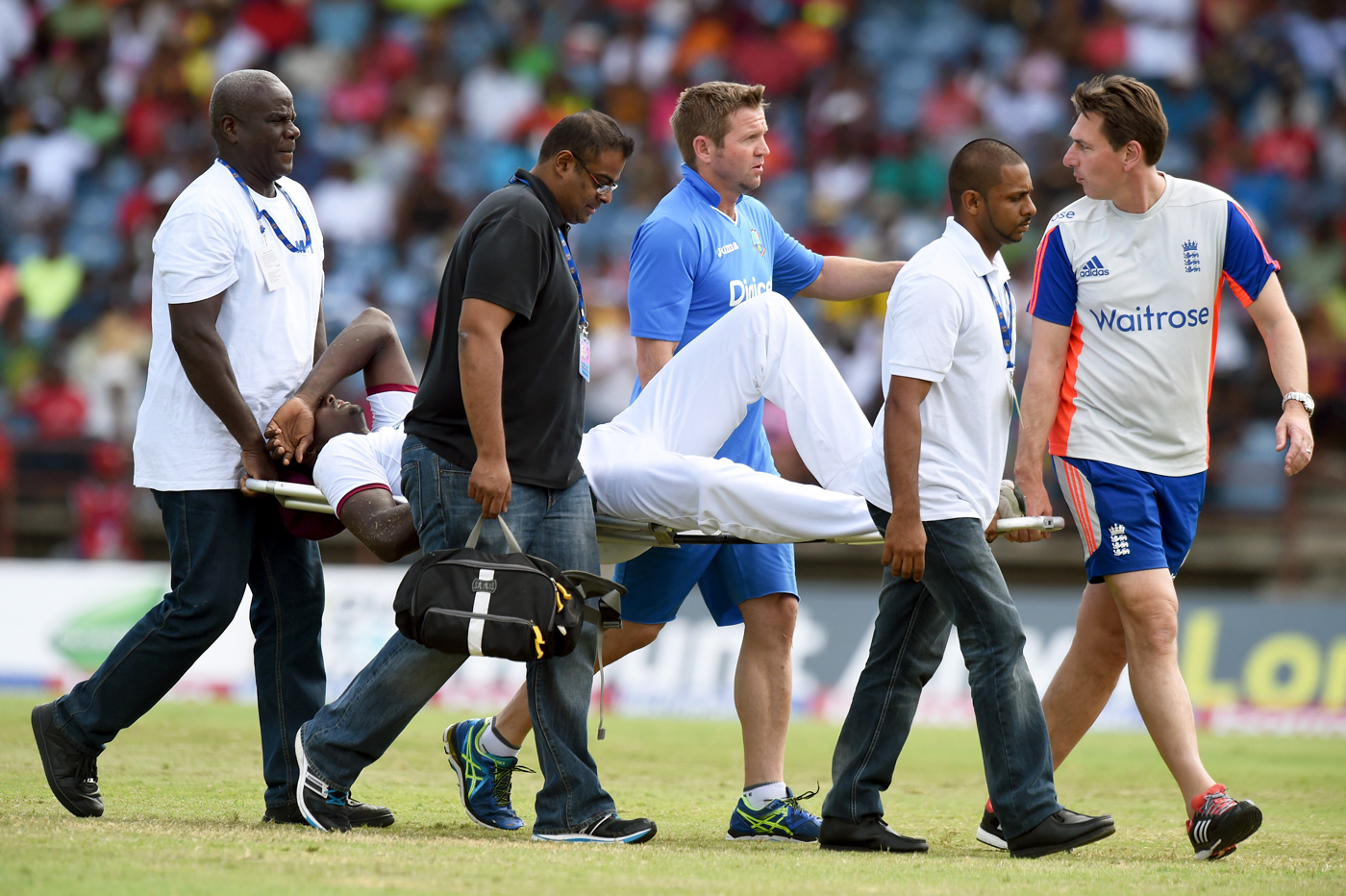 Is there a case for injury substitutes being used in Test cricket?