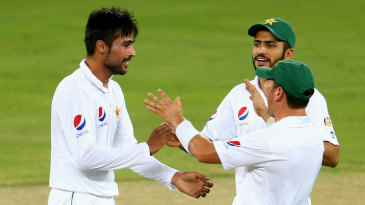 Mohammad Amir removed West Indies' openers