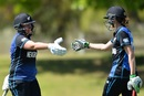 Rachel Priest and Amy Satterthwaite shared a 139-run partnership, South Africa v New Zealand, 4th women's ODI, Paarl, October 17, 2016