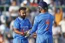 Amit Mishra claimed 3 for 60 at the Kotla, India v New Zealand, 2nd ODI, Delhi, October 20, 2016