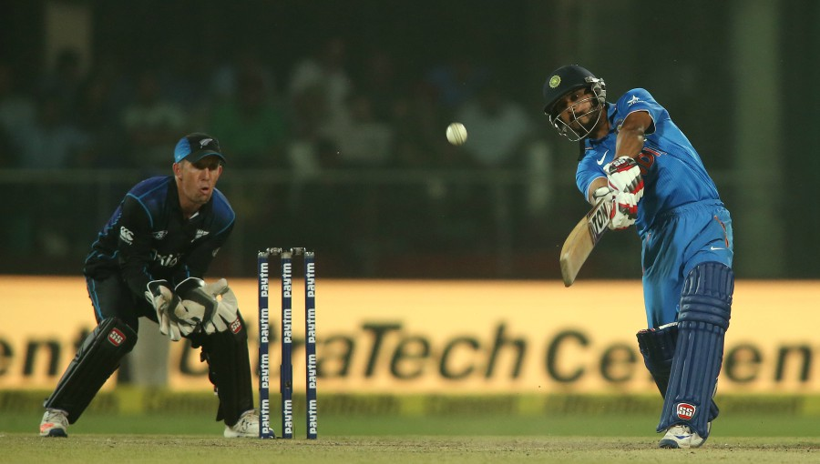 Nz chase consistency india target growth cricket espn cricinfo