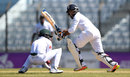 Adil Rashid was strong on his legs, Bangladesh v England, 1st Test, Chittagong, 2nd day, October 21, 2016