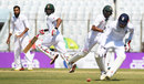 Tamim Iqbal and Mahmudullah steadied the innings, Bangladesh v England, 1st Test, Chittagong, 2nd day, October 21, 2016