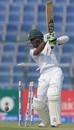 Asad Shafiq chopped on for 68, Pakistan v West Indies, 2nd Test, Abu Dhabi, 1st day, October 21, 2016