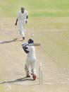 Joginder Sharma bowls during his five-wicket haul, Chhattisgarh v Haryana, Ranji Trophy 2016-17, Group B, Guwahati, 2nd day, October 21, 2016