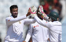 Shakib Al Hasan picked up Joe Root and Ben Duckett, Bangladesh v England, 1st Test, Chittagong, 3rd day, October 22, 2016