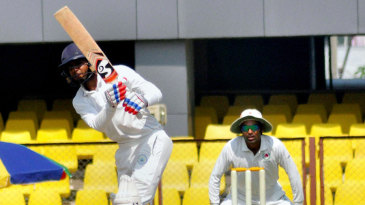 Himanshu Rana top scored for Haryana with 75