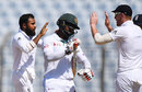 Adil Rashid claimed a vital breakthrough, Bangladesh v England, 1st Test, Chittagong, 4th day, October 23, 2016