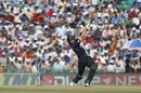 Martin Guptill struck 27 off 21 balls after New Zealand were put in, India v New Zealand, 3rd ODI, Mohali, October 23, 2016