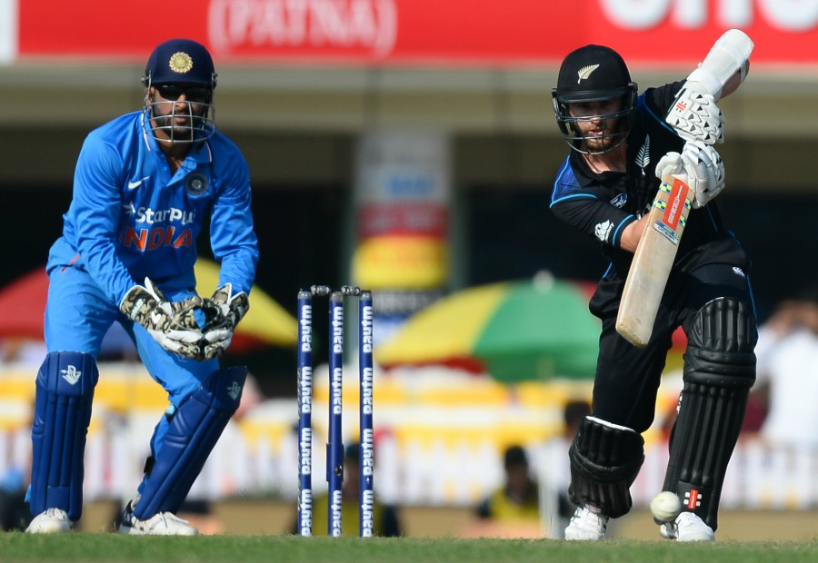 India vs New Zealand 2017: New Zealand Players Arrive In India 1