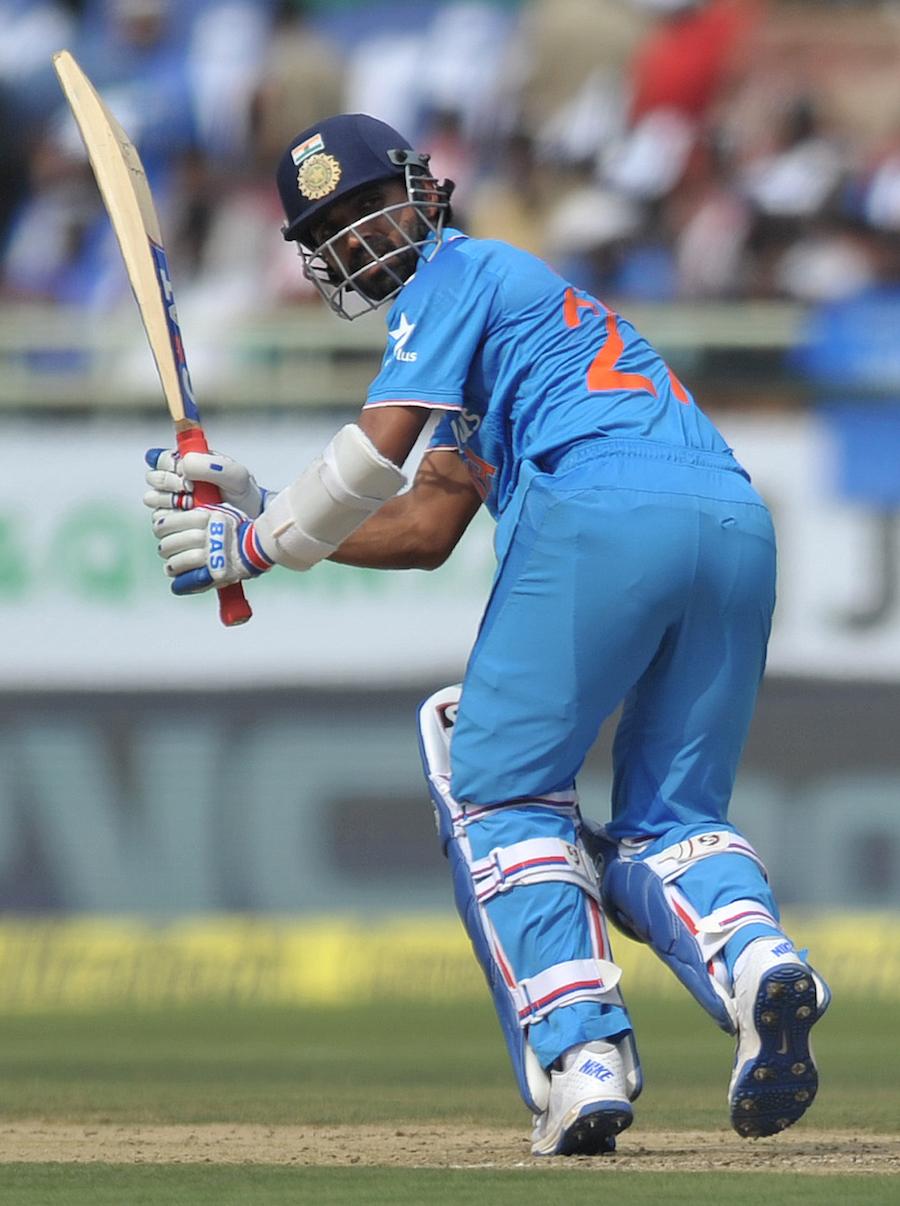 Ajinkya Rahane Will Open In All 5 ODIs In West Indies: Virat Kohli
