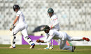 Chris Woakes was well caught at leg slip by Shuvagata Hom , Bangladesh v England, 2nd Test, Mirpur, 2nd day, October 29, 2016