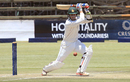 Malcolm Waller plays a flowing drive, Zimbabwe v Sri Lanka, 1st Test, Harare, 3rd day, October 31, 2016