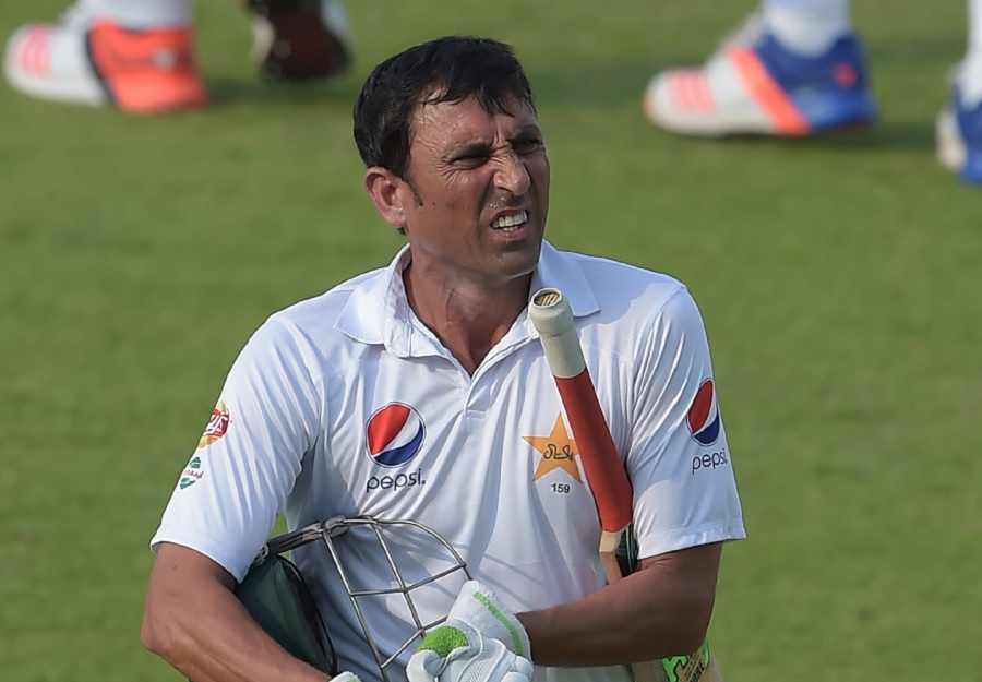 Younis company on retiring immediately after WI Checks