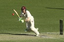 Marnus Labuschagne works the ball to leg, Queensland v New South Wales, Sheffield Shield 2016-17, 2nd day, Brisbane, October 26, 2016