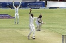 Chris Mpofu trapped Kaushal Silva lbw, Zimbabwe v Sri Lanka, 2nd Test, Harare, 1st day, November 6, 2016