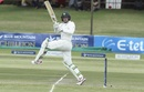 Peter Moor brings out the pull shot, Zimbabwe v Sri Lanka, 2nd Test, Harare, 3rd day, November 8, 2016