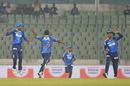 Mohammad Shahid took 3 for 21 in Dhaka Dynamites' win, Barisal Bulls v Dhaka Dynamites, BPL, Mirpur, November 8, 2016