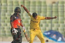 Abul Hasan took his maiden T20 five-wicket haul, Khulna Titans v Rajshahi Kings, BPL 2016-17, Mirpur, November 9, 2016