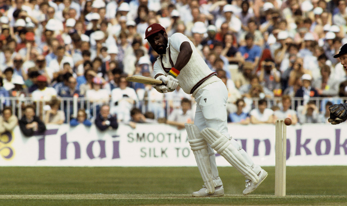 Viv Richards flicks