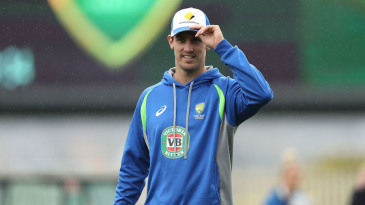 Mitchell Marsh was dropped from the XI