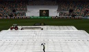 Persistent rain washed out the second day in Hobart, Australia v South Africa, 2nd Test, Hobart, 2nd day, November 13, 2016