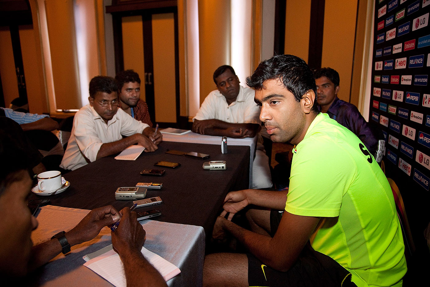 Smoother operator: Ashwin has grown out of a phase where he was prickly and defensive with the media