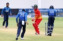Sean Williams was stumped off Sachith Pathirana, Zimbabwe v Sri Lanka, Zimbabwe tri-series 2016-17, Harare, November 14, 2016